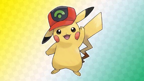Hoenn Hat Pikachu