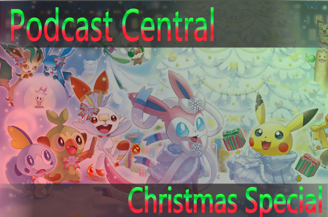 Christmas POdcast Central