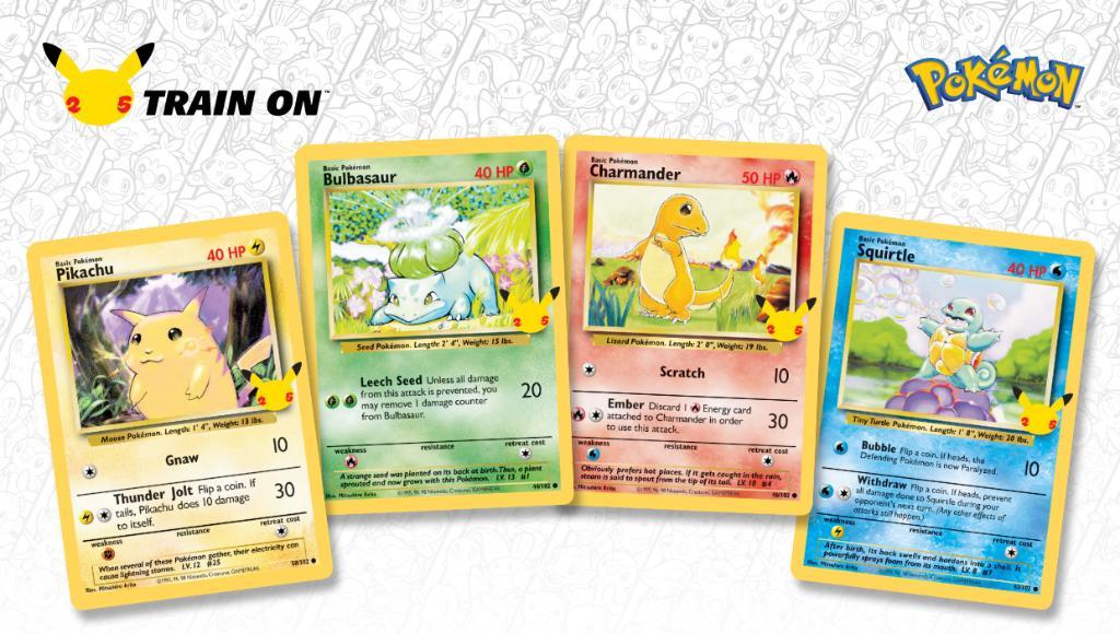 Pokemon 25 TCG