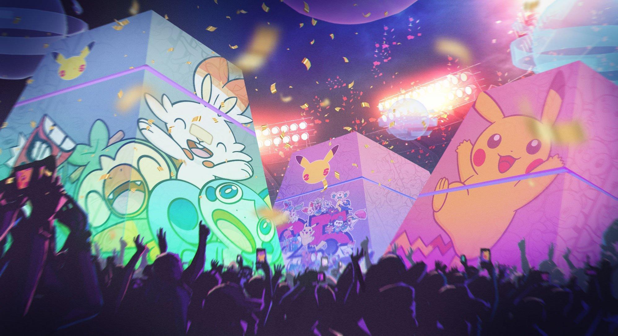 Pokemon 25 music