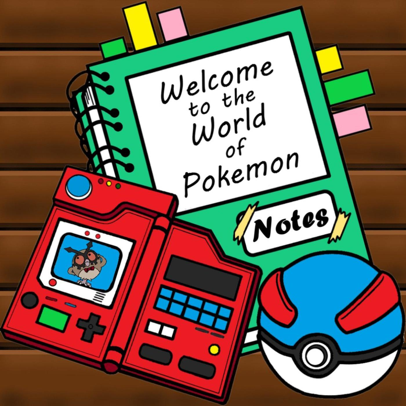 Welcome to the World of Pokemon