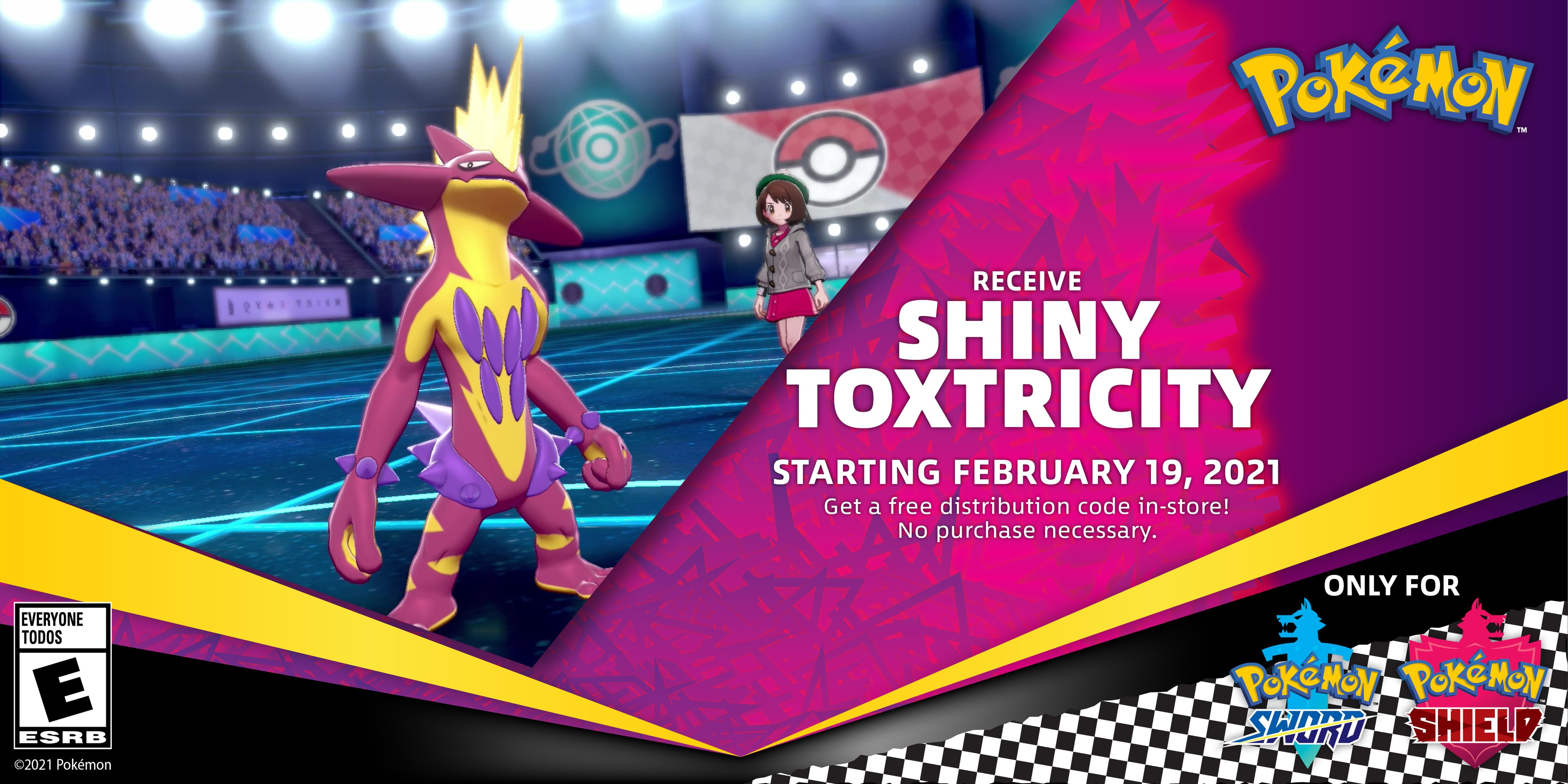 Shiny Toxrictricty