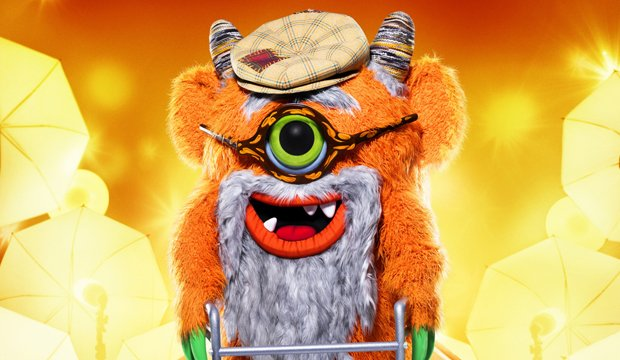 Grandpa Monster from The Masked Singer