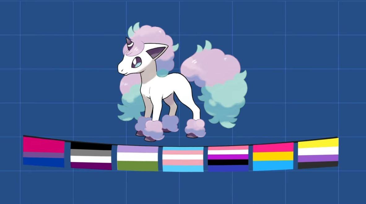 LGBT Pokemon