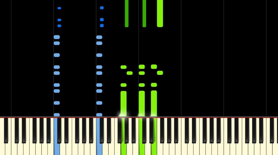 Piano tutoiral