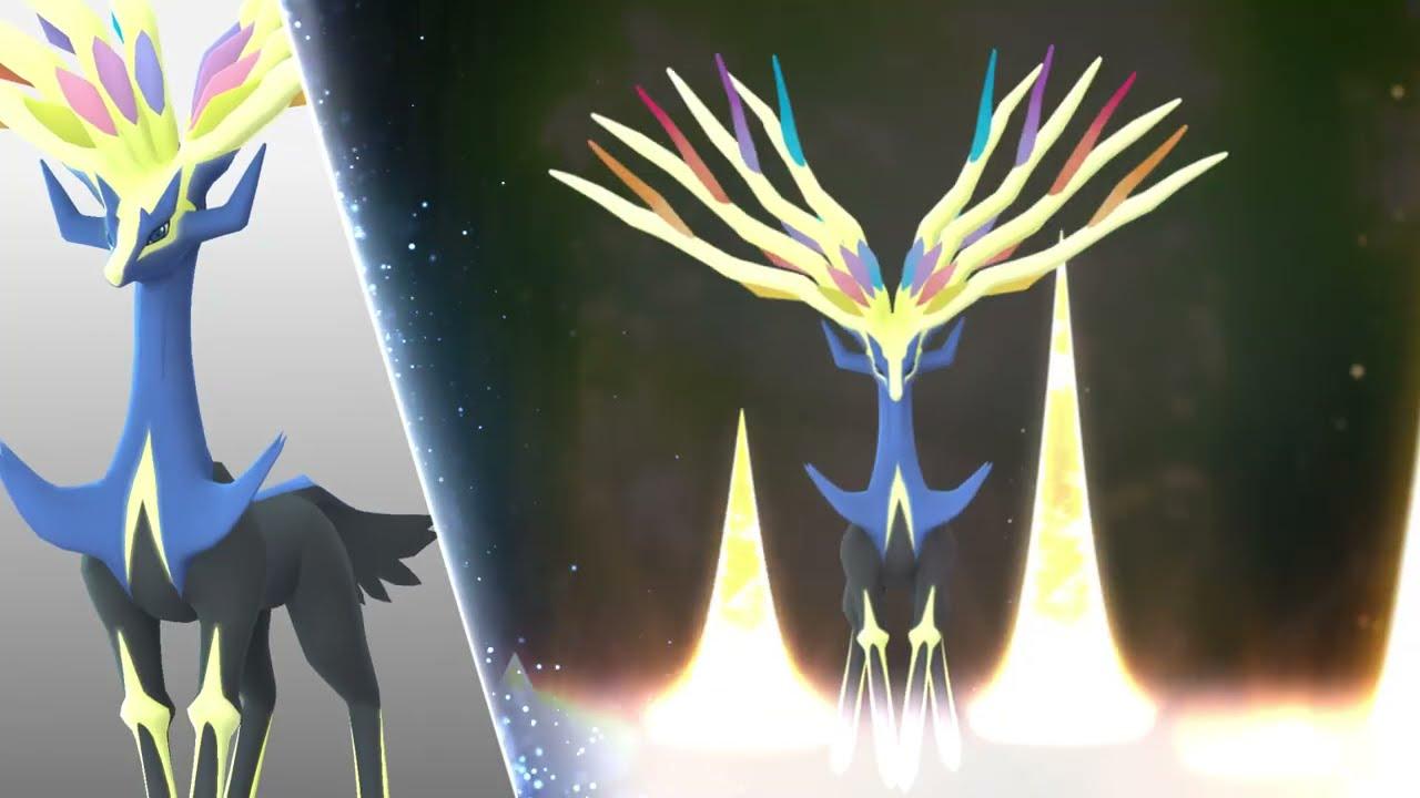 Xerneas, Coming To Pokemon GO