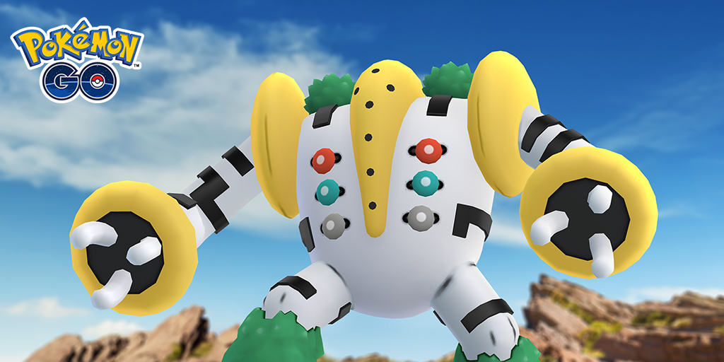 regigigas in Pokemon GO
