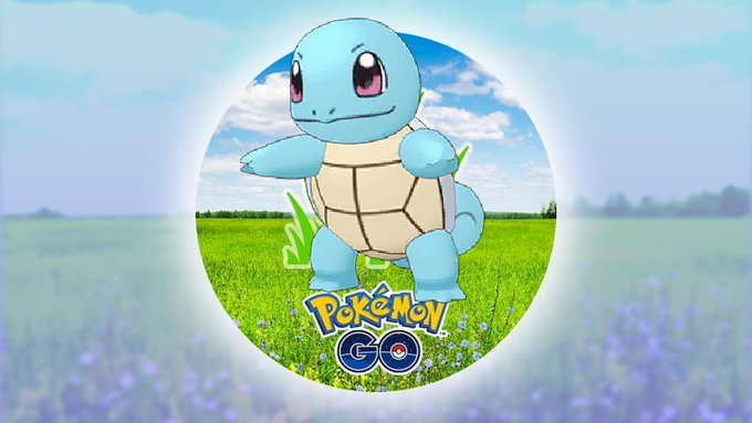 squirtle spotlight hour