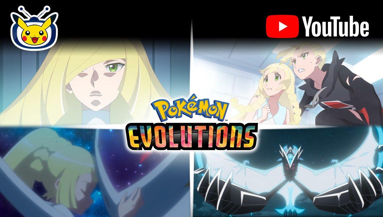 Evolutions Lillie