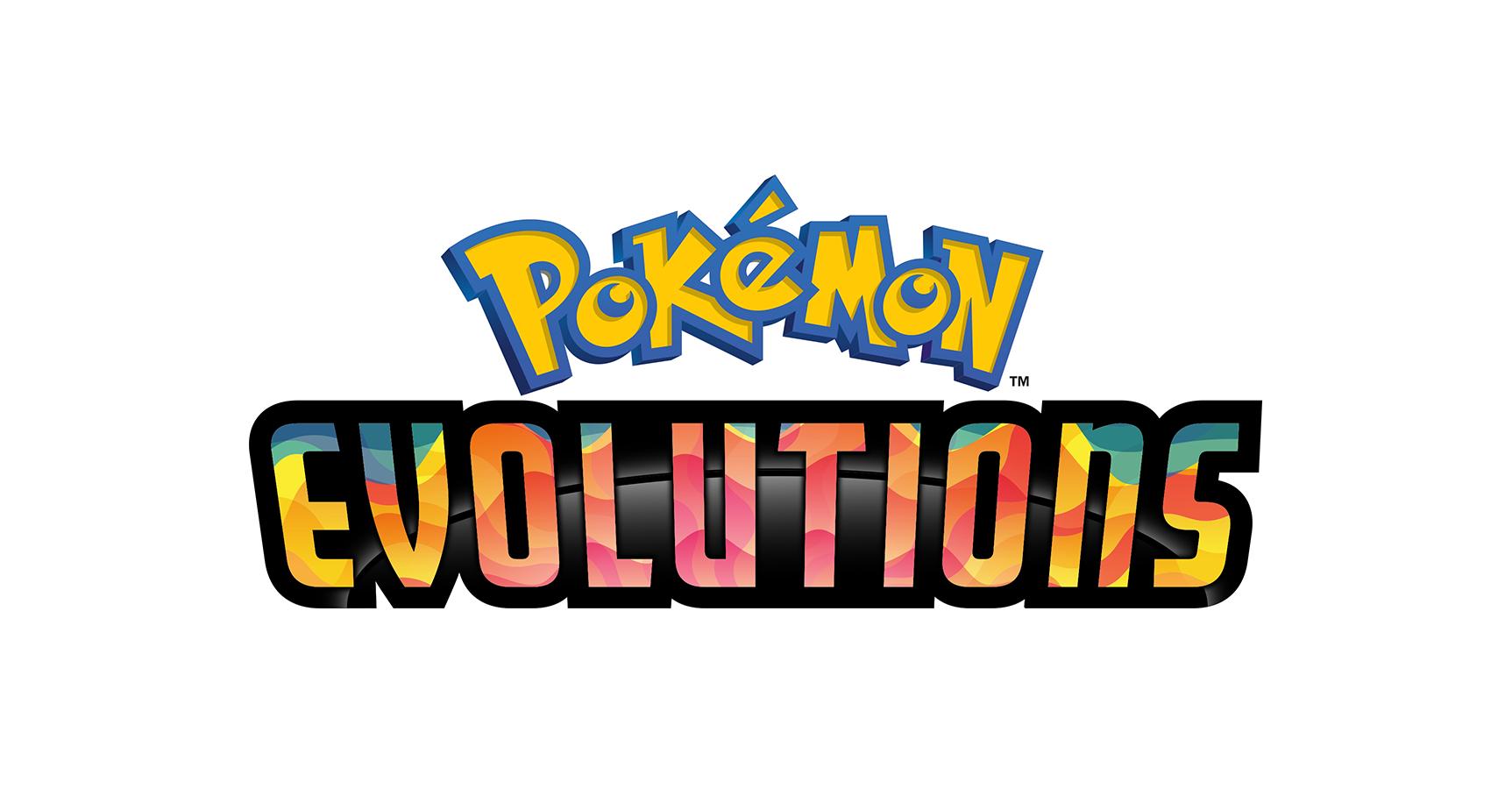 Pokemon Evolutions anime